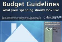 Budget 101 / Blogs, articles, news, and infographics about budgets, budgeting, and doing more than making it by.