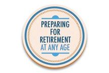 Retirement / Retirement - Saving & Planning for the Golden Years / by Springboard Nonprofit Consumer Credit Management, Inc.