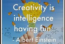 Art Quotes / Serious and humorous quotes about art.