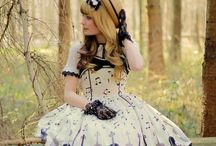 Lolita Fashion / Buy me lolita / by Ryanna
