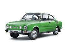 Škoda / auta mého mládí