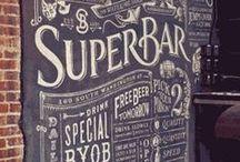 Chalkboard, chalkboard font