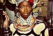 Ethnic / Fro Fashion / artistic inspiration