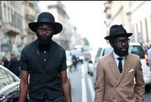 afro street life / STREET STYLE