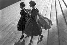 Vintage Elegance / mode année 50/60
