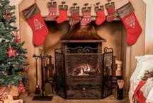 Christmas Decorating Ideas / Introducing Dibor's fabulous Christmas collection, with 100's of products from exclusively designed stockings to beautiful hand made Christmas tree decorations, you'll sure to find lots of things to adorn your home this festive season.