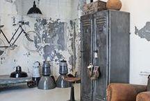 Loft interior & ideas