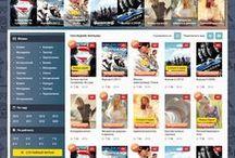 Movie Templates / Кино Шаблоны / Movie Templates for CMS DataLife Engine (DLE) Кино Шаблоны для CMS DataLife Engine (DLE)