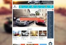 Car Templates / Автомобильные Шаблоны / Car Templates for CMS DataLife Engine (DLE) Автомобильные Шаблоны для CMS DataLife Engine (DLE)