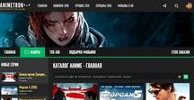 Anime Templates / Аниме Шаблоны / Anime Templates for CMS DataLife Engine (DLE) Аниме Шаблоны для CMS DataLife Engine (DLE)
