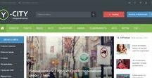 City Portal Templates / Городской портал Шаблоны / City Portal Templates for CMS DataLife Engine (DLE) Городской портал Шаблоны для CMS DataLife Engine (DLE)