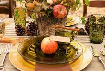 autunno in tavola