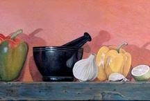 Still Life Paintings / This is just some my the still life paintings collected from my website www.nz-art-work.com. You can view more of my work in greater detail from my gallery page.