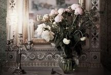 French Home Decor / Shabby, rustic, modern, Provence...inspirational interiors