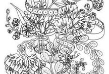 Colouring pages / colouring pages