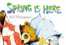 Spring Is Here: Picture Books  / Click on the picture and then the link under it to go directly to our catalog to check for a book's availability.