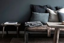 Interior Styling / Inspiring styling of interiors, home wares and products
