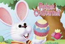Here Comes Peter Cottontail / Children's Picture Books About Easter