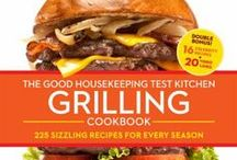 Get Your Grill On / Clean off your grills after a long winter and cook up some of these recipes!
