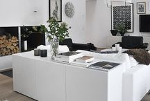 Ideas for the House / Beautiful living spaces that inspire me