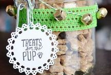 Safe (and Yummy!) Dog Treats / Create your own safe and delicious dog treats!