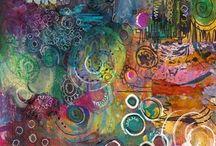 Belinda Orpwood / Textile Designs