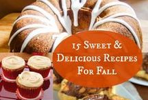 Fabulous Fall Treats