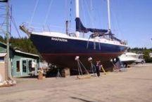 Prepare the dream !!!! / Project sailboat