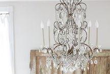 Chandeliers - Lustry / #chandeliers #lustry