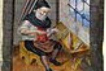Artisans / Historical view  on Western Civilisation   http://history.boisestate.edu/westciv/medsoc/23.shtml