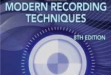 Books for Musicians and Sound Engineers / Board created in educational purposes, to provide upcoming musicians links on fresh and new books about modern music creation and mastering their skills.