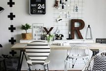 Home Office L'Amour / Designing an Entrepreneurial Lifestyle, one home office swoon worthy pic at a time, for home business owners, bloggers and creatives and entrepreneurs