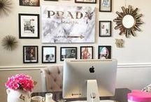 My room & office