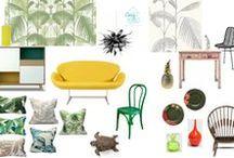 Summer Mood: Inspiração Tropical