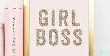 Entrepreneurs Gift Guide / Gift Ideas for entrepreneurs, small businesses, girl bosses, creatives, easy store owners, freelancers, work from home lady bosses. Style gift guides and how to's. To celebrate the hard work, inspire the hustle and reward with self care  products for the home, office, and lifestyle