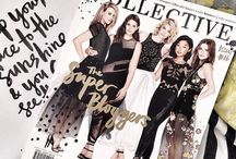 Collective Hub / The collective magazine for Entrepreneurs and creative minds. Inspired articles and on point design aesthetic. @lisamessenger @collectivehub   Messenger publishing house. The Messenger Group Sydney, Australia/New York