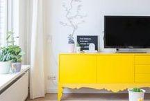 Yellow & White Inspiration