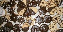 vánoční cukroví / christmas sweets
