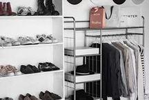 Closet / Guarda Roupa / #Closet #GuardaRoupa #ArmárioDeRoupa #Penteadeira #Toucador #DressingTable #Decoration #Decoração