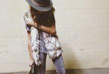 Fashion/My Style / by Grub McConochie