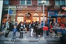 Livin' it up in Ann Arbor, MI / We live, work and play in Ann Arbor, MI. We <3 A2!
