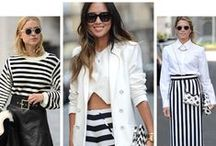 DIY Fashion Inspiration Stripes | Sewionista