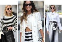 DIY Fashion Inspiration Stripes