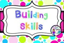 Building Skills / Diverse pins of great ideas for study skills and enrichment.