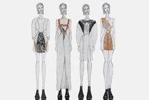 Ϫ - Fashion - illustrations