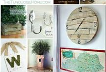 Home Improvement / Pretty things to do to the home
