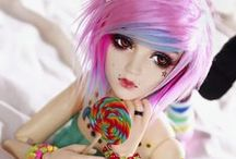 MoSt EpIc DoLlZ / I have an obsession with weird dolls - the more creative, the better