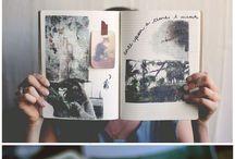 Art, scrapbooking ..