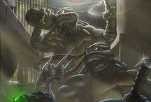 Teenage Mutant Ninja Turtles / Everything TMNT, dedicated to my bf and son :)