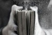 Beauty of Books ♥ / Books are incredible to look at, to read, to feel, to smell...